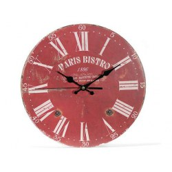 Orologio da parete Paris Bistrò