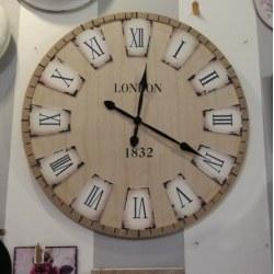 "Orologio diametro 80 cm ""London"""