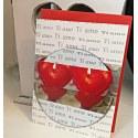 Compact Disc con Biglietto S.Valentino