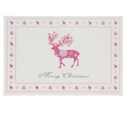 Tovaglietta Merry Christmas