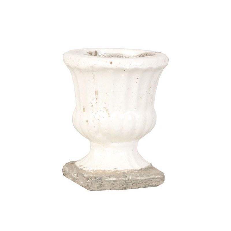 Vaso in pietra decorazioni casa country shop online for Decorazioni casa online