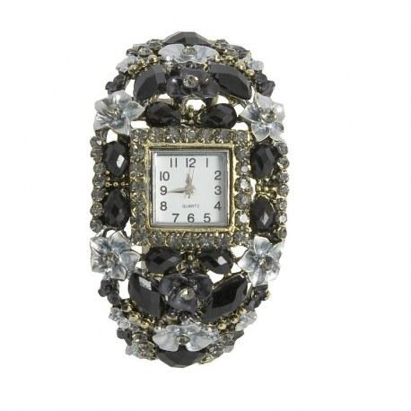 """Orologio """"Diamond"""" elegante con pietre"""