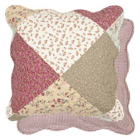 "Cuscino Country ""Patchwork"""
