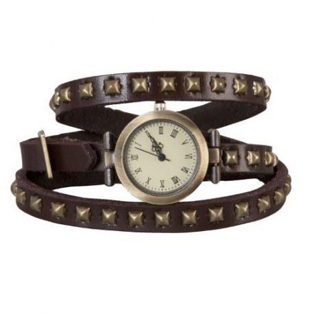 Orologio da polso Vintage Brown