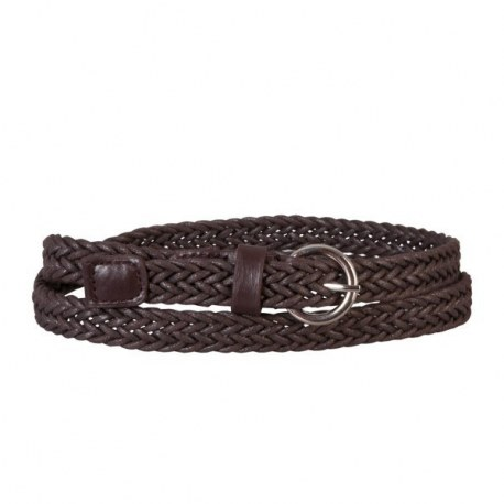 Cintura country marrone