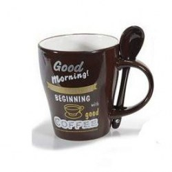 Tazza Coffee marrone