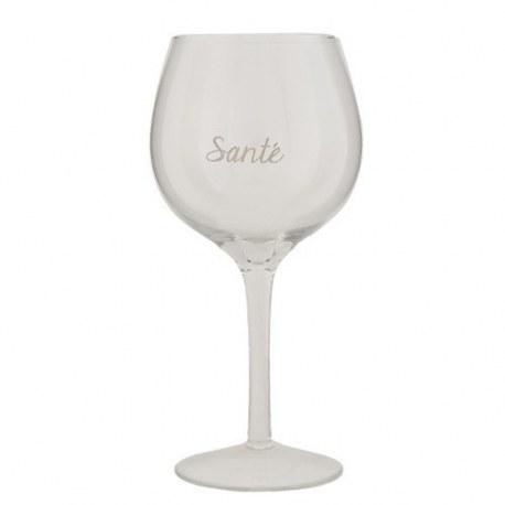 Bicchiere da vino Santé