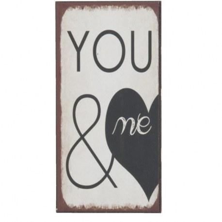 Magnete vintage You & me