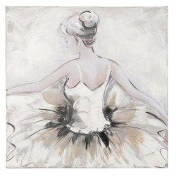 Quadro Shabby chic dancer