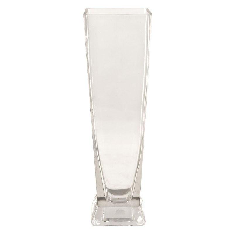 Vaso in vetro casa country decorazioni casa for Vaso rettangolare