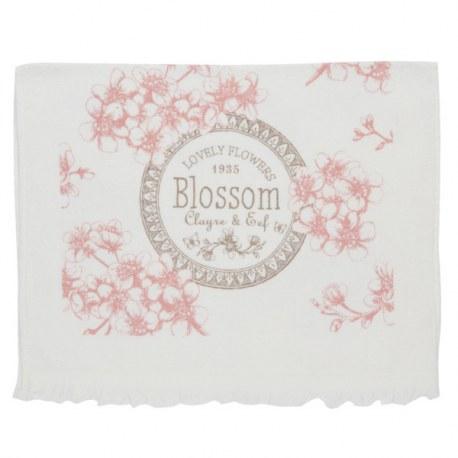 Asciugamano ospiti Lovely flowers blossom