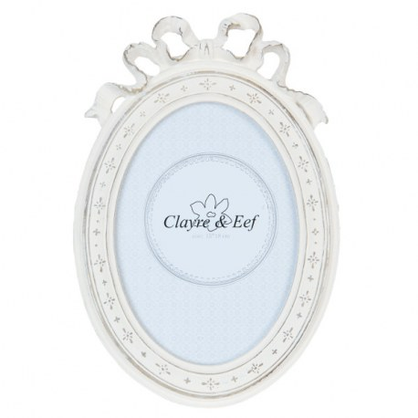 Cprnice portafoto ovale shabby chic portafoto e cornici - Specchio ovale shabby chic ...