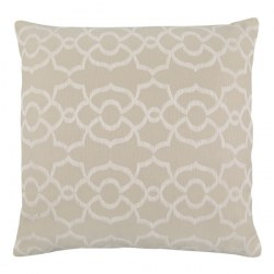Cuscino country chic beige