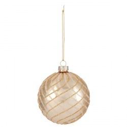 Palla di Natale Oro