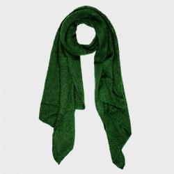 Sciarpa invernale verde