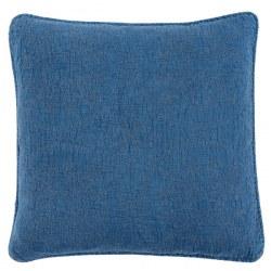 Cotone in puro cotone in colore blu