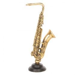 Decorazione sassofono