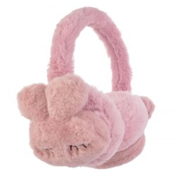 Paraorecchie rosa per bambine