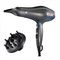 Phon Imetec Salon Expert P3 3200 2200W Nero, Grigio
