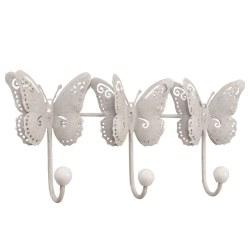 Appendiabiti Farfalle