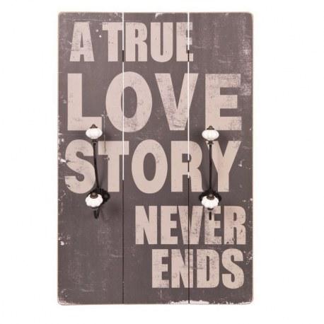 Appendiabiti True love