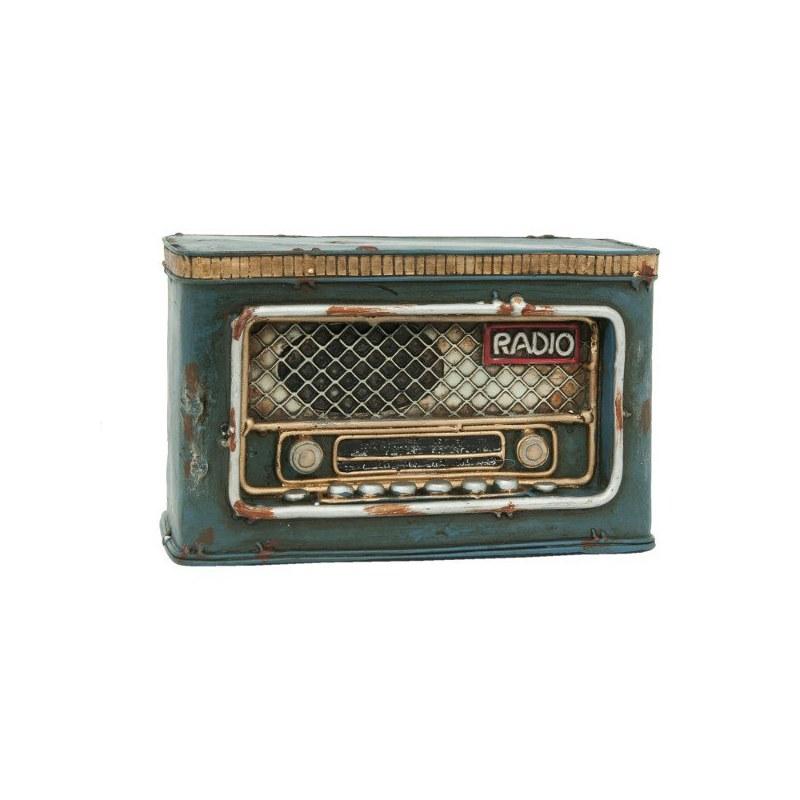 Lampada radio decorazioni casa country shop online for Decorazioni casa online