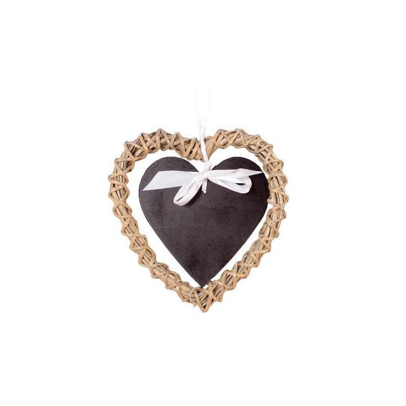 Lavagna cuore decorazioni casa country shop online for Decorazioni casa online