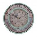 Orologio da parete Home sweet home