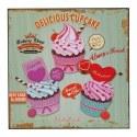 Pittura Delicious Cupcake